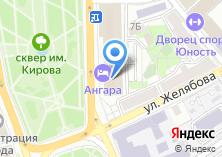 Компания «Banana ROTI» на карте