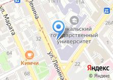 Компания «БВК» на карте