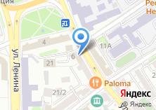 Компания «Малоэтажное строительство Иркутской области строительная компания» на карте