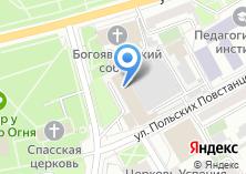 Компания «Иркутский хлебозавод» на карте