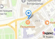 Компания «Транстранзит ВС» на карте
