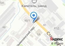 Компания «Коврижка» на карте