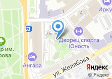 Компания «ГеоИнформационныйЦентрСибири» на карте