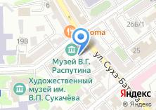 Компания «Котов и партнеры» на карте