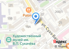 Компания «ГеоСтрой» на карте