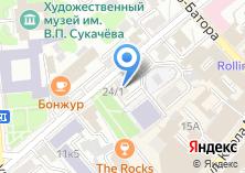 Компания «СтройАктивМонтаж» на карте