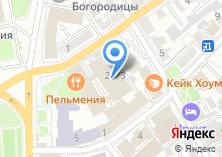 Компания «Иркутская туристическая компания» на карте