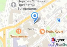 Компания «Адвокатский кабинет Кулик О.Е» на карте
