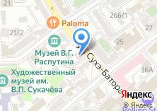 Компания «Дон-Обетто» на карте