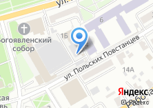 Компания «Иркутский хлеб» на карте