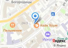 Компания «Бизнес-Адвокат» на карте