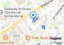 Компания «Стоп Угроза» на карте