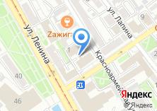 Компания «Первая Центральная коллегия адвокатов Иркутской области» на карте