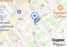Компания «Усадьба Егорова» на карте