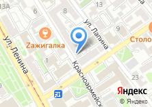 Компания «Иркутская недвижимость» на карте