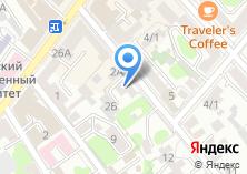 Компания «РЕСО-Гарантия ОСАО» на карте