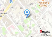 Компания «Арбитражный третейский суд Сибирского Федерального округа» на карте