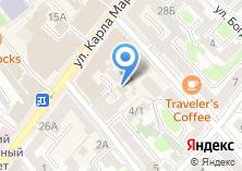 Компания «Сибирский ипотечный капитал» на карте