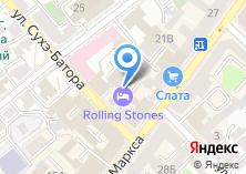 Компания «Братусь техцентр» на карте