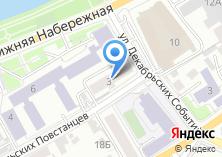 Компания «Общежитие ВСГАО» на карте