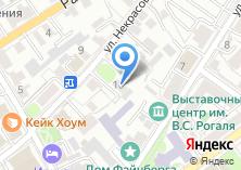 Компания «Белла Бархатова» на карте