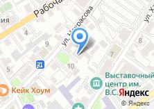 Компания «СибМузТорг» на карте