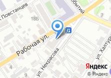 Компания «Главное бюро медико-социальной экспертизы по Иркутской области» на карте