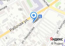 Компания «Казанова» на карте