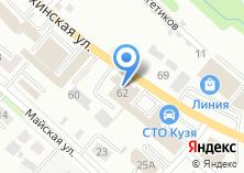 Компания «Кузина охота» на карте