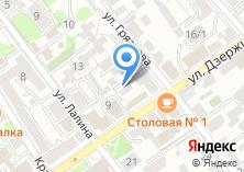 Компания «КП Крокус» на карте