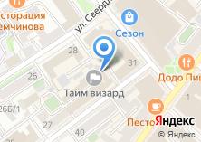 Компания «Уполномоченный по правам ребенка Иркутской области» на карте