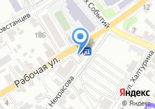 Компания «СибирьКомплектСервис» на карте