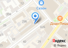 Компания «Матисс» на карте