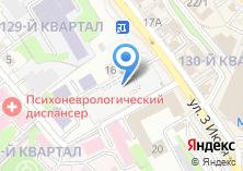 Компания «Лицей №3» на карте