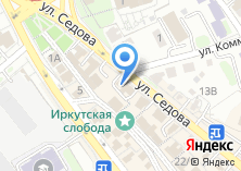 Компания «Штоф» на карте