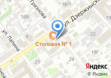 Компания «Байкал-Брус» на карте
