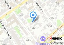 Компания «Международный экзаменационный центр» на карте