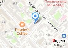 Компания «РЕСУРС-ЦЕНТР» на карте