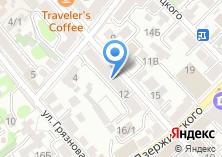 Компания «Дом-Отель» на карте