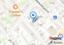Компания «Online-promo» на карте