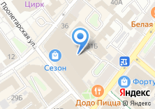 Компания «IrkutskMedia» на карте