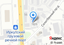 Компания «Автомаг» на карте