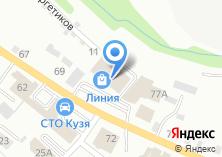 Компания «Крепмаркет» на карте