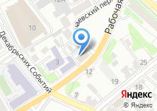 Компания «Красная Площадь» на карте