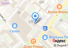 Компания «Бордшоп 360» на карте