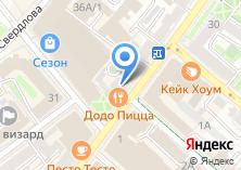 Компания «СибНавиКом» на карте