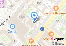 Компания «Тюнинг-центр» на карте