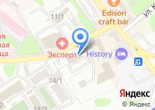 Компания «БАНКОВСКИЕ ГАРАНТИИ 24-ИРКУТСК» на карте