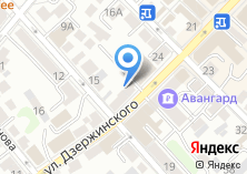 Компания «Юрконсульт» на карте