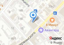 Компания «А-СОЛЬ» на карте